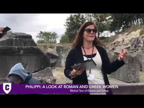 Philippi and Roman Women