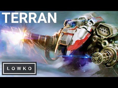 StarCraft 2: NON-STOP Terran Aggression!