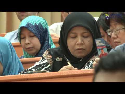 Inaugural Lecture: Professor Ir. Dr. Noor Azuan Bin Abu Osman