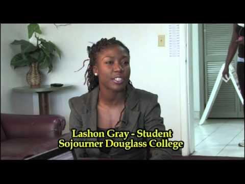 Sojourner Douglass College Nassau Bahamas Campus 2013 Graduation Ceremony
