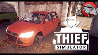 Thief Simulator #19 - ЭКСПЕРИМЕНТ