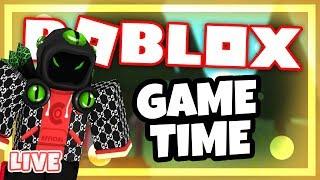 🔴 ROBLOX GAME TIME | #RoadTo8k | ROBLOX LIVE 🔴
