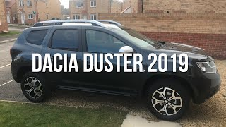 Dacia Duster 2019 | NEW CAR Vlog
