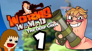 worms w m d new toys same worms part 1 w the derp crew