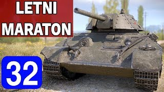 STEYR WT, E 25, SU-122-44, M56 SCORPION - BITWA NA ŁUKU KURSKIM (32)  - World of Tanks