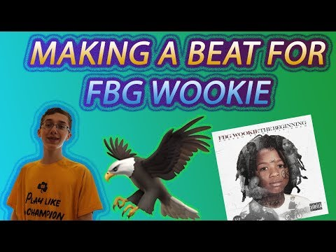 Making a Beat for FBG Wookie and Future 🦅