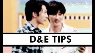 Download Video [P90] ENG EunHae/HaeHyuk Tips - Ways to keep his eyes on you MP3 3GP MP4
