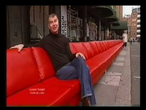 sofa furniture store www corner bed worlds longest - harrods, london youtube
