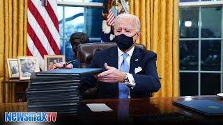Did Biden attack Trump on day one?   Political analyst reacts