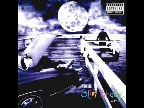 Eminem - The Slim Shady LP - 7 - 97' Bonnie & Clyde