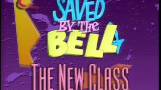 Saved by the Bell: The New Class Season 1 Opening