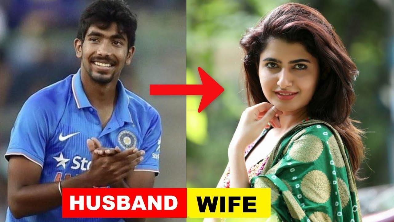 10 super beautiful indian cricketer wife with latest photo -Jasprit Bumrah, Virat Kohli, Bhuvneshwar