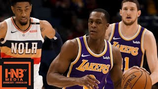 Los Angeles Lakers vs New Orleans Pelicans Full Game Highlights | March 31, 2018-19 NBA Season