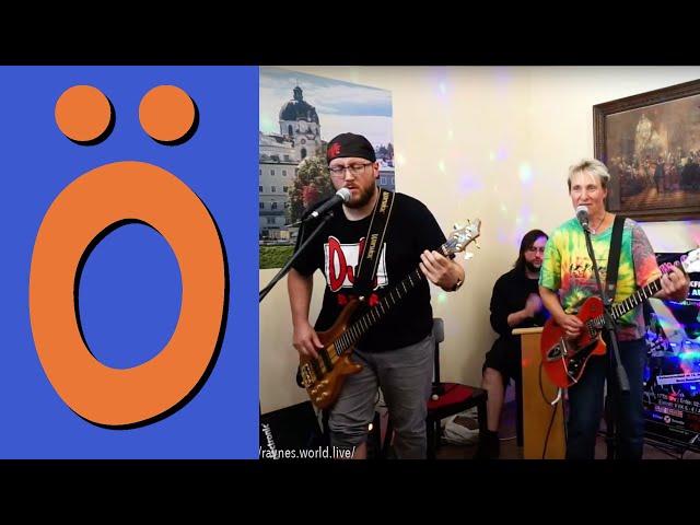 S01 E14 - Rayne's Wörld - Live - MÜLL - Meer - DSGVO - LiveBand s-cape (DamsStock 2018)