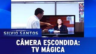Tv mágica   Câmera Escondida (05/03/17)