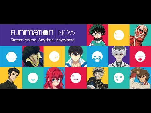 Funimation Jukebox