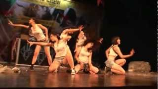 YG VCL - Feeling + Turn up the music @ MCA 19/08/2012