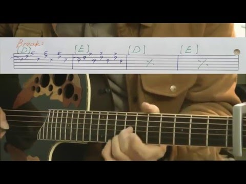 500 Miles (Guitar with Tablature)