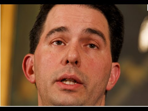 Scott Walker 'Divide and Conquer' Union Strategy Caught on Tape