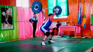 Тяжелая атлетика г.Купино 2015