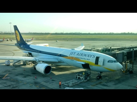 JET AIRWAYS 9W-362 [A330-200] DELHI TO MUMBAI