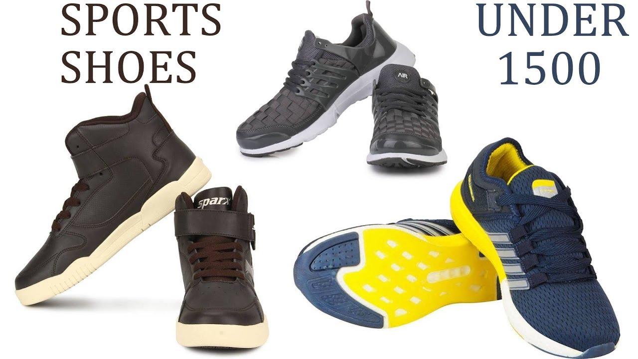 sports shoes for men under 1500