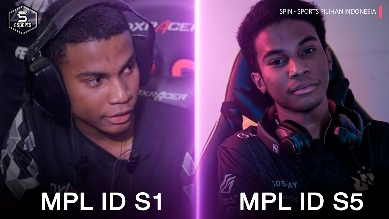 Highlights RRQ LJ mulai dari MPL ID SEASON 1-5 EVOLUTION GAMEPLAY EP 1 | SPIN Esports