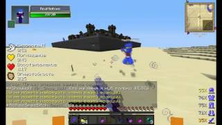 [Turbo-Ezhik] MineCraft Battles #25 PvP - Турбо Ежик - PvP на спавне.