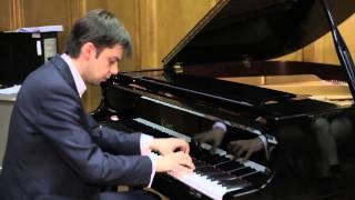 Соната 23 Appassionata Людвиг ван Бетховен Илья Гигиберия фортепиано Вероника Григорян