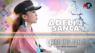 Gambar cover Adelia Sanca - Cidro Ing Janji (Official Music Video)