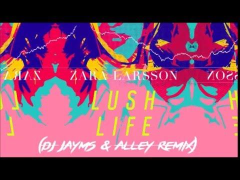 Zara Larsson - Lush Life (DJ Jayms & Alley Remix)