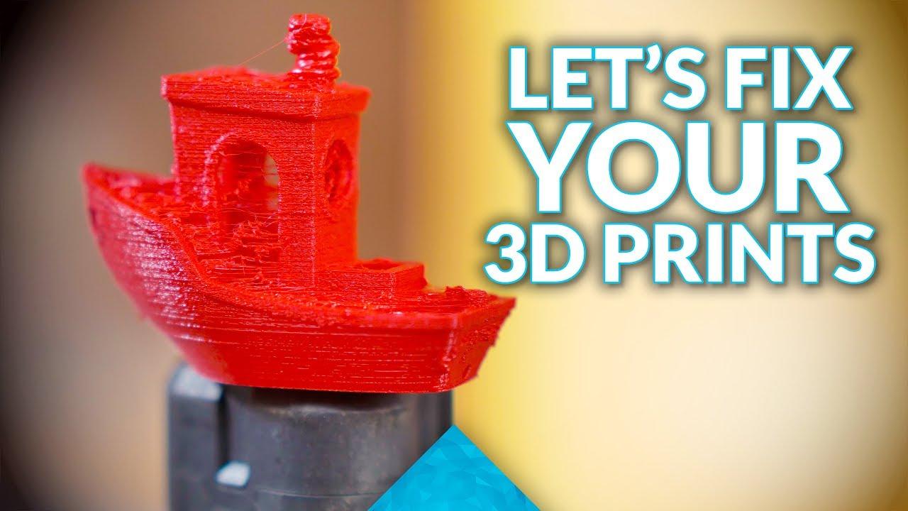 Improve your 3D prints: #3DSenpai help session! - YouTube