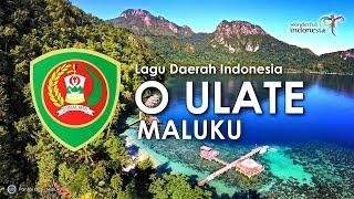 O Ulate - Lagu Daerah Maluku (Karaoke dengan Lirik)