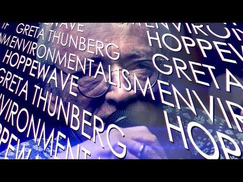 HoppeWave Greta Thunberg Environmentalism