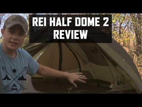 REI Half Dome 2 Video Review