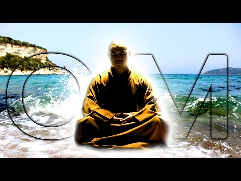 DIVINE MINDFULNESS MYSTERY ULTRA SPIRIT PLANET ENERGY - OM Chanting Beach Sea Waves Nature Sounds