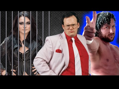 Kenny Omega Responds to Jim Cornette ! - Paige going to JAIL ?