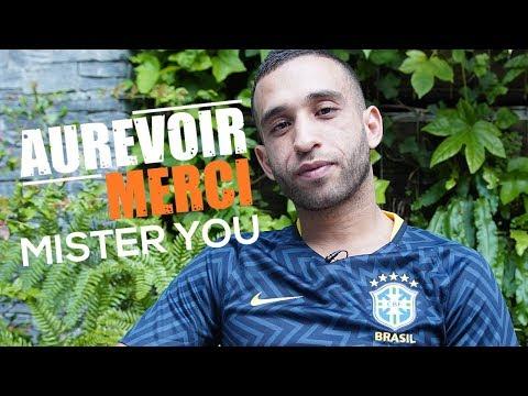 Youtube: MISTER YOU – AUREVOIR MERCI