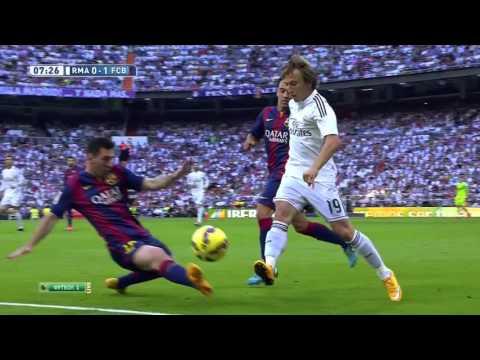 Барселона - Реал Мадрид  весь матч целиком