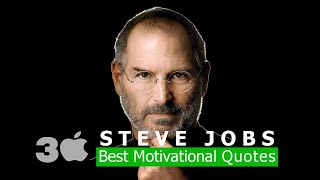 Gambar cover STEVE JOBS 30 BEST MOTIVATIONAL QUOTES IN ENGLISH | APPLE QUOTES | EVERGREEN QUOTATIONS | PR NATHALA