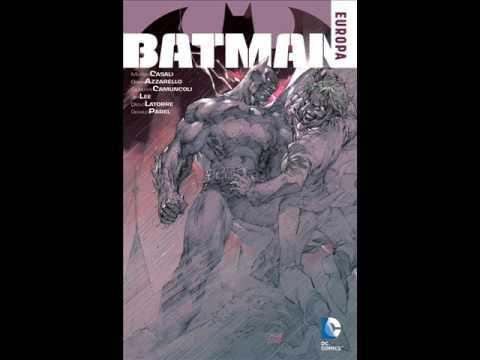 Batman: Europa review