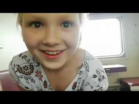 💕#На родину , через 14 лет , ! #Первая поездка на поезде ! #РЖД нас не отпускает !