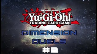 YuGiOh! Dimension Duels - EP2 Mysterious Identities (Roblox Roleplay)