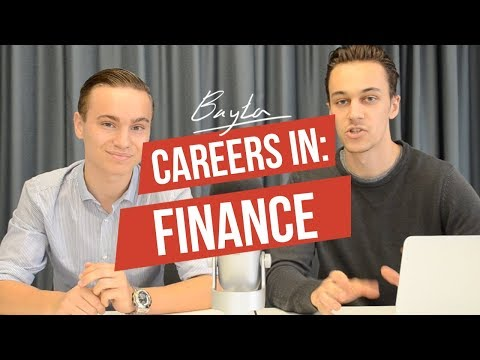 Careers In: Finance! A guide for University Students to get a job you love! w/ Michael Truckle