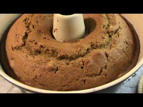Pumpkin Pound Cake From Patricia Redick
