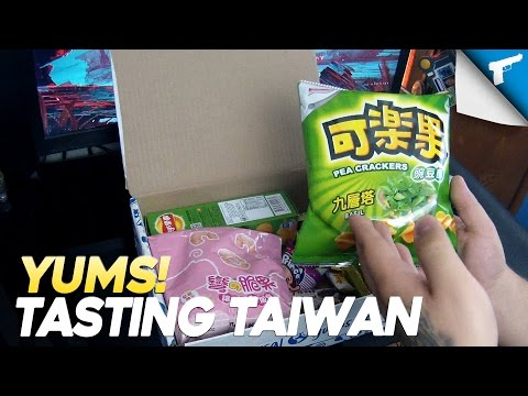 My Tongue Travels to TAIWAN