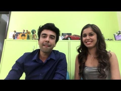 Download Naveen Kasturia and Gunjan Malhotra LIVE | Half Ticket  2 | Cheers!
