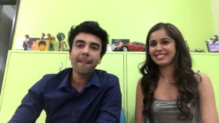 Naveen Kasturia and Gunjan Malhotra LIVE | Half Ticket  2 | Cheers!