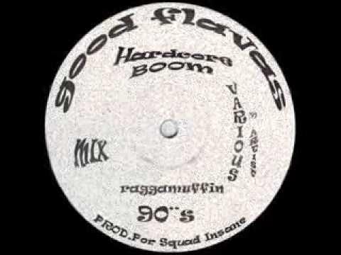 RAGGAMUFFIN MIX 90..S (Prod.By Squad Insane.)
