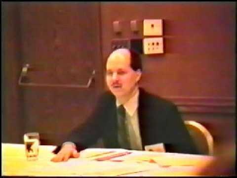John S Carpenter UFO Abductions Researcher
